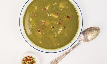 Pepper Pot Soup
