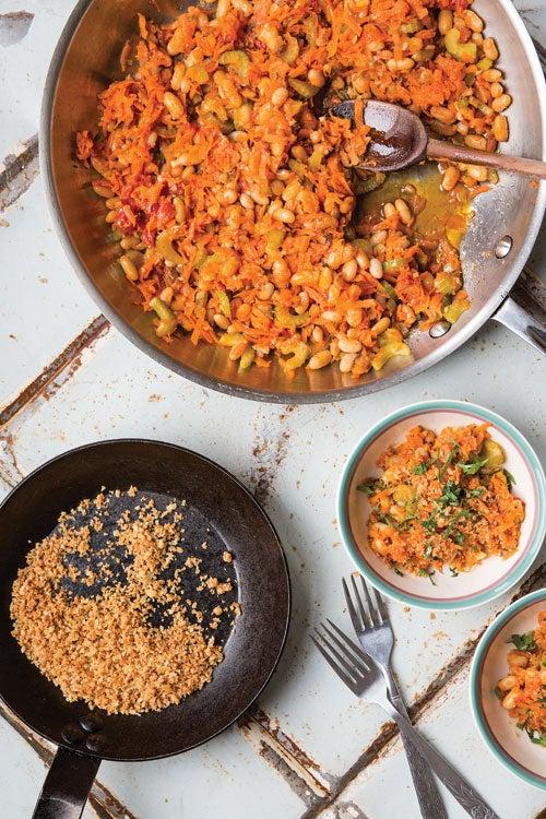 White Bean and Sardine Stew