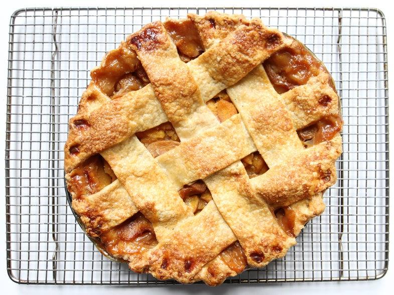 Summer Peach Pie