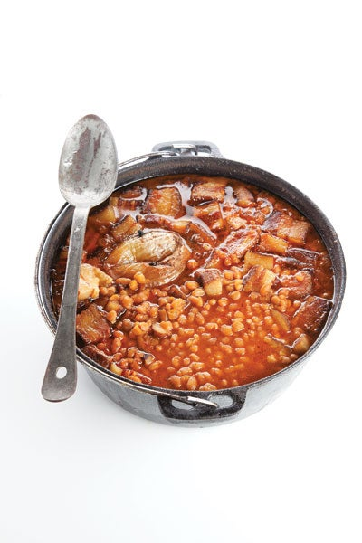 New England-Style Baked Beans