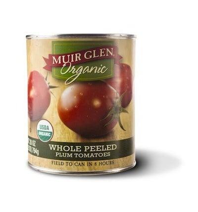 Muir Glen Organic Whole Peeled Plum Tomatoes