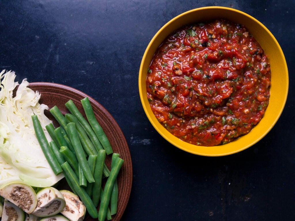 Lao Tomato Dip
