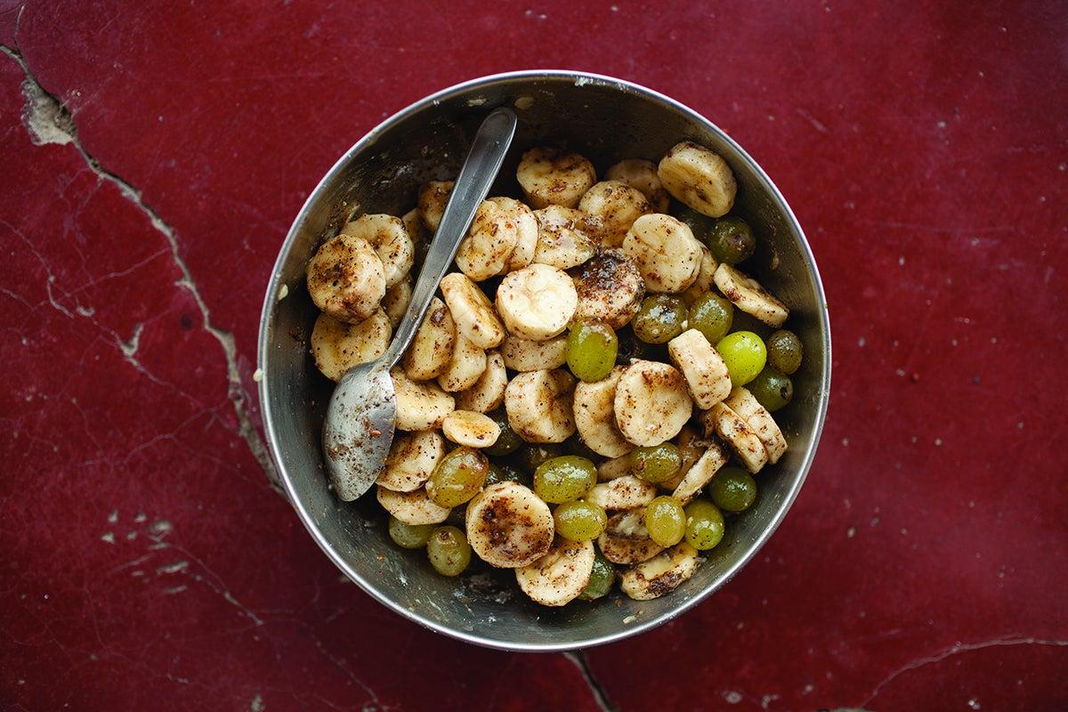 Sonth (Marwari Masala-Spiced Fruit Chutney)