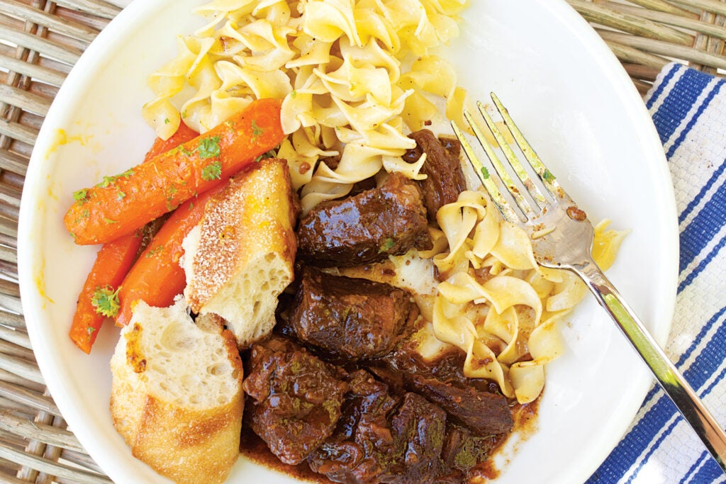 Flemish Beef and Beer Stew (Carbonnade)