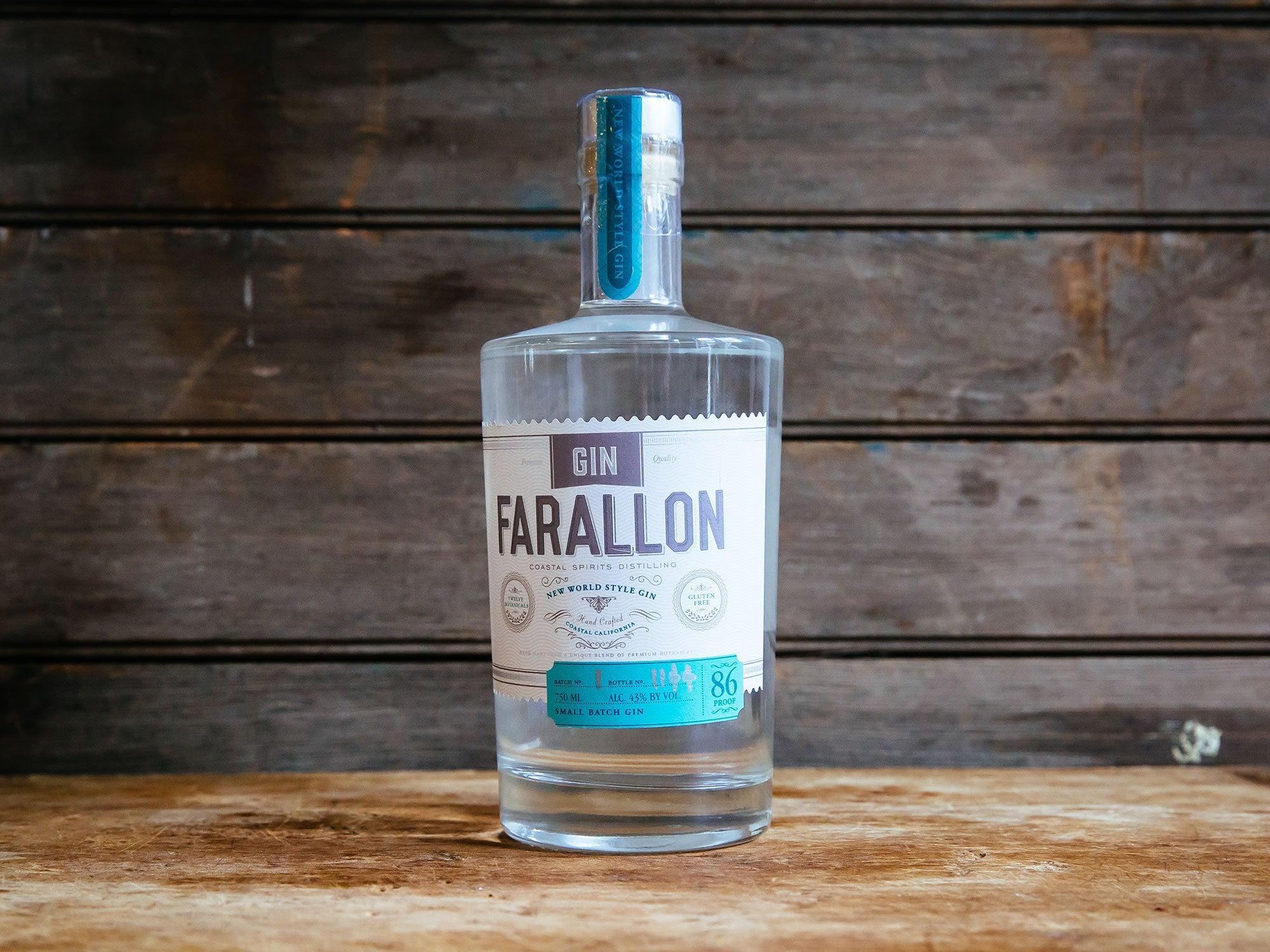 Farallon Gin