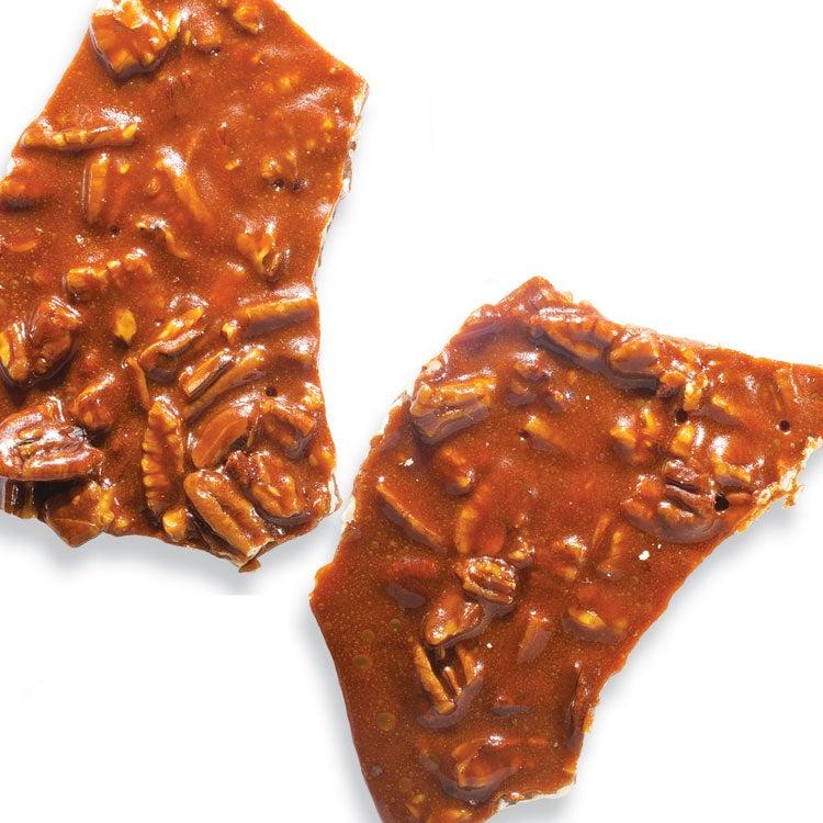 Pecan Pie Brittle
