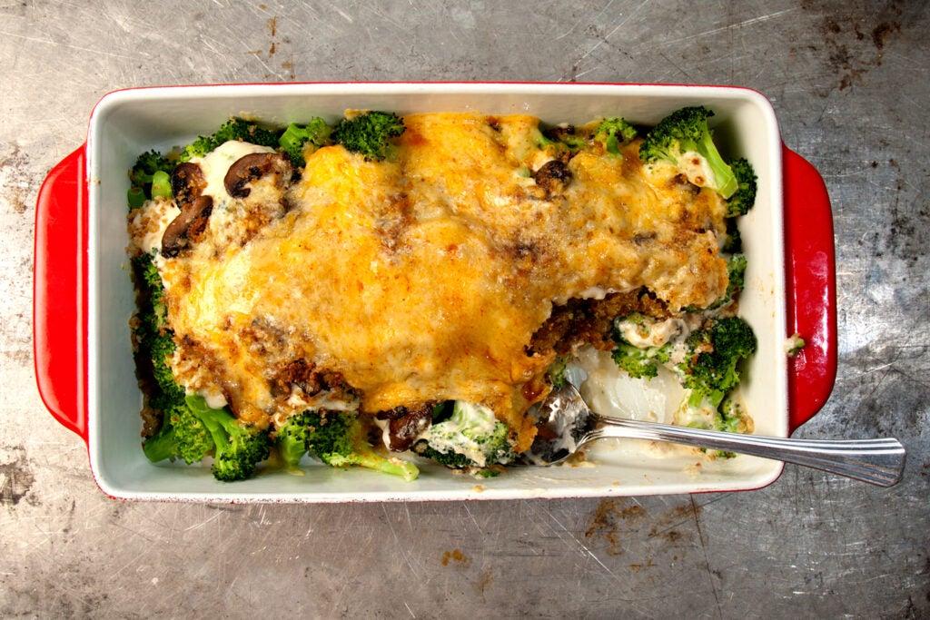 Kellie's Broccoli Casserole