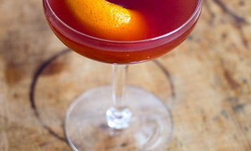 Friday Cocktail: The Monkey Gland