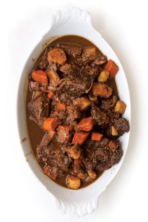 Gascon-Style Beef Stew (Daube de Boeuf À la Gasconne)
