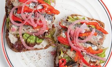 Forgotten Fish: Memories of a Sardine Sandwich
