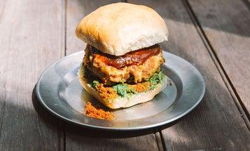 Goan Sandwich Rolls