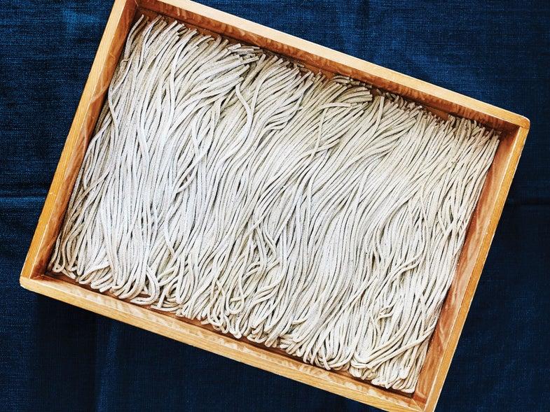 Fresh Soba Noodles