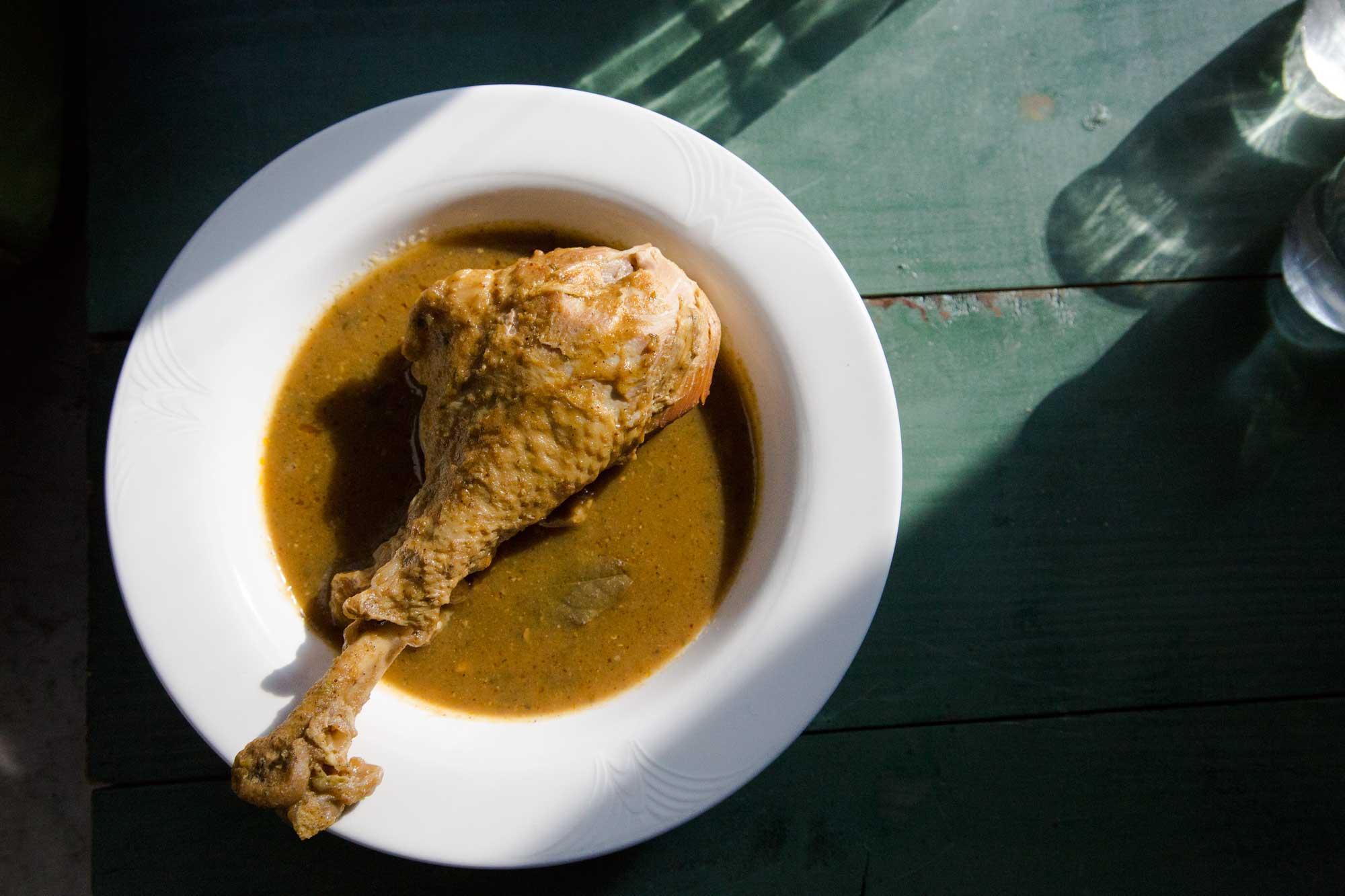 Kak-Ik, Turkey Soup