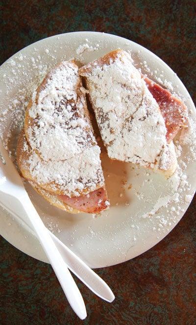 Puerto Rican Ham and Egg Sandwiches (Mallorcas)