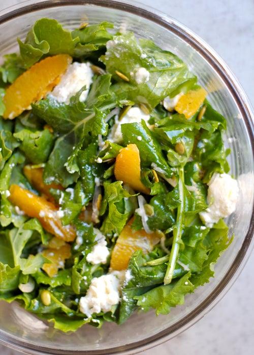 Kale and Citrus Salad