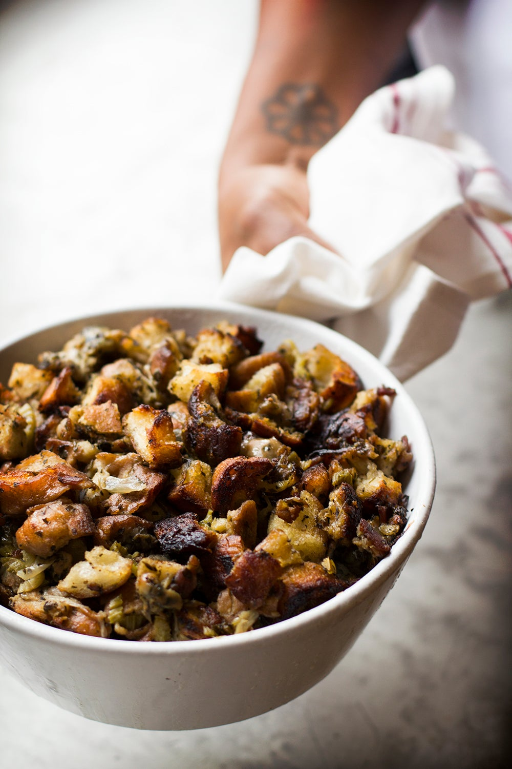 Oyster Stuffing
