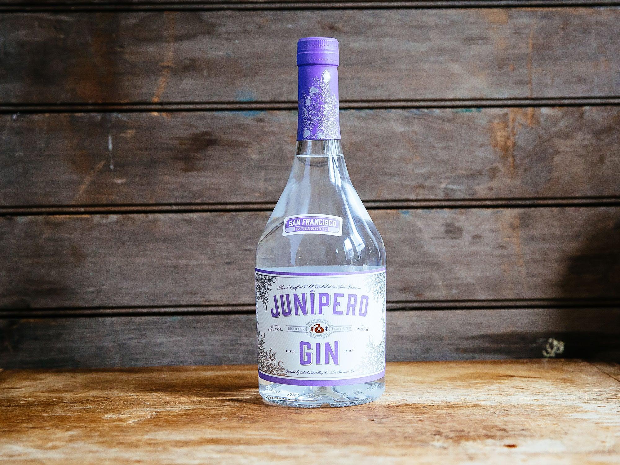 Anchor Distilling Junipero Gin