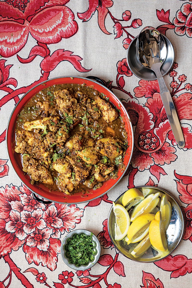 Chettinad Pepper Chicken (Koli Milagu Masala)