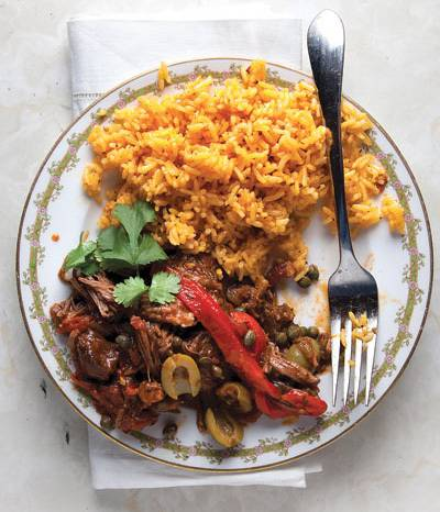 Ropa Vieja (Cuban-Style Shredded Beef)