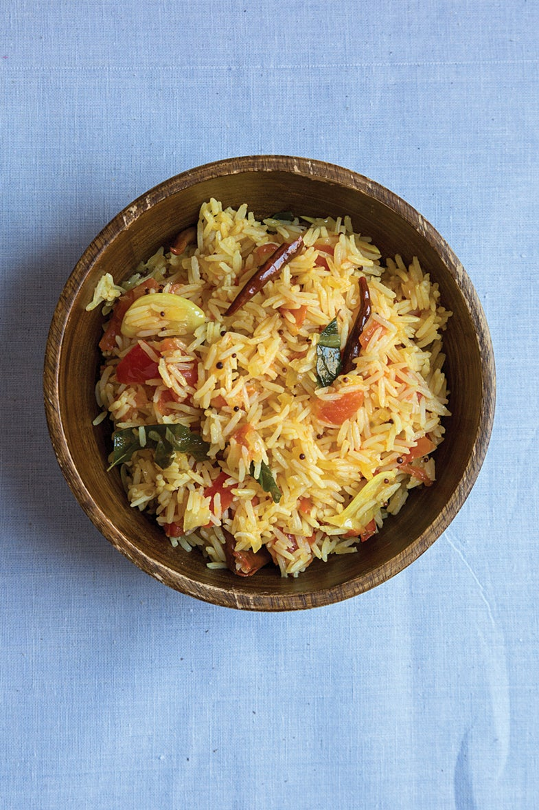 Indian Tomato Rice