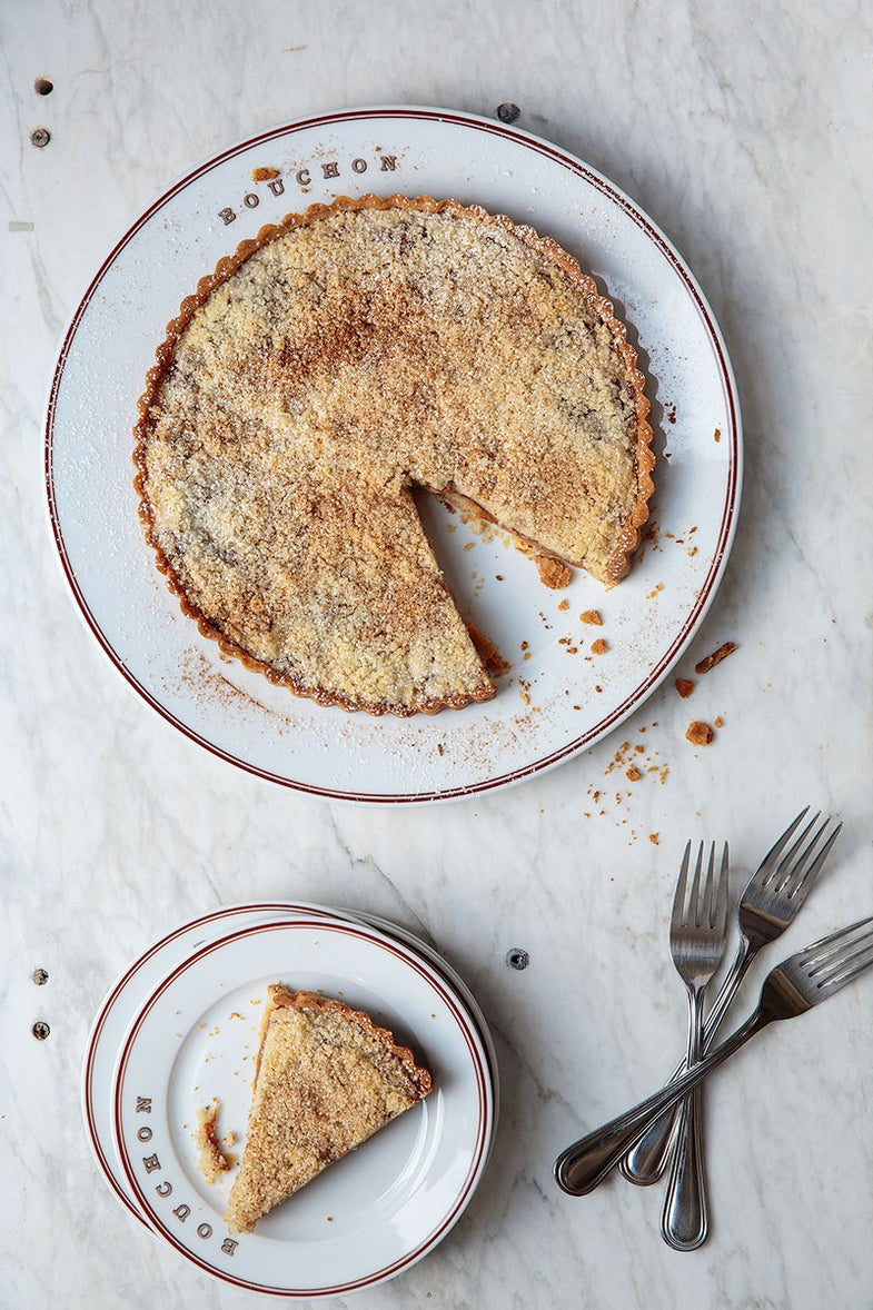 Bouchon's Apple Pie