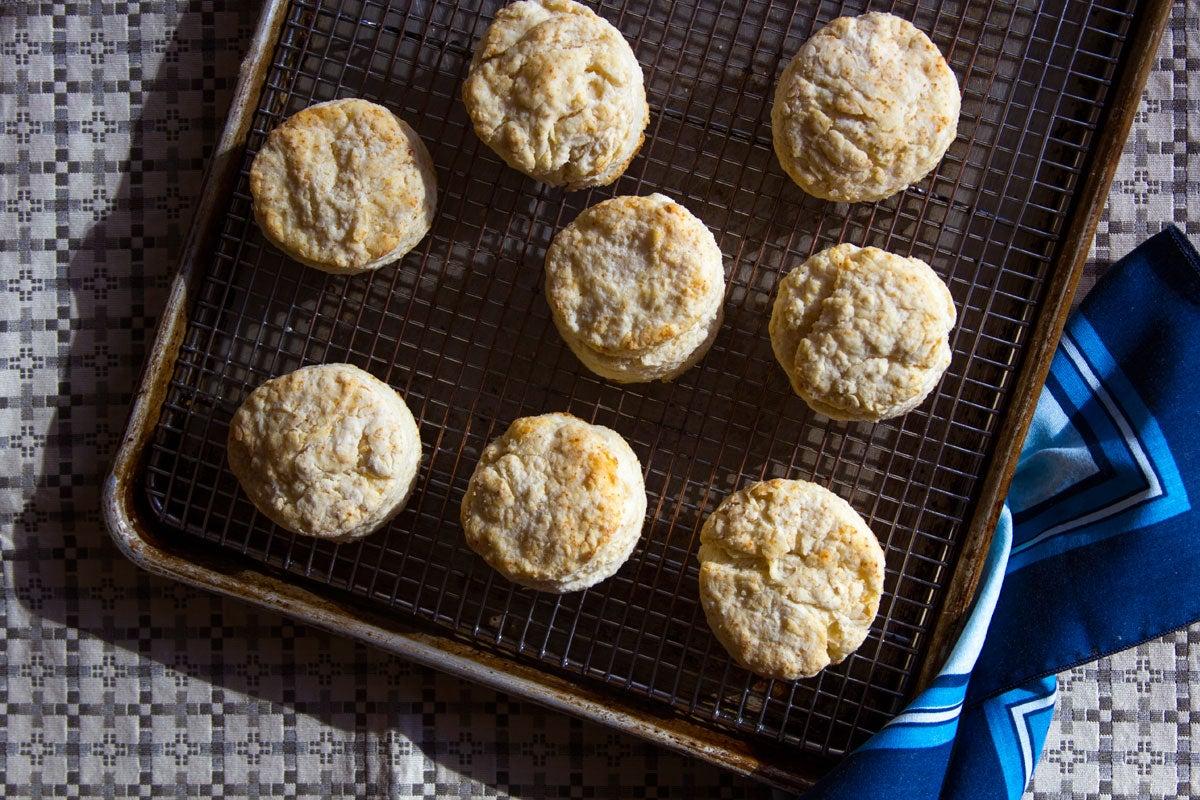 Liz Smith's Biscuits