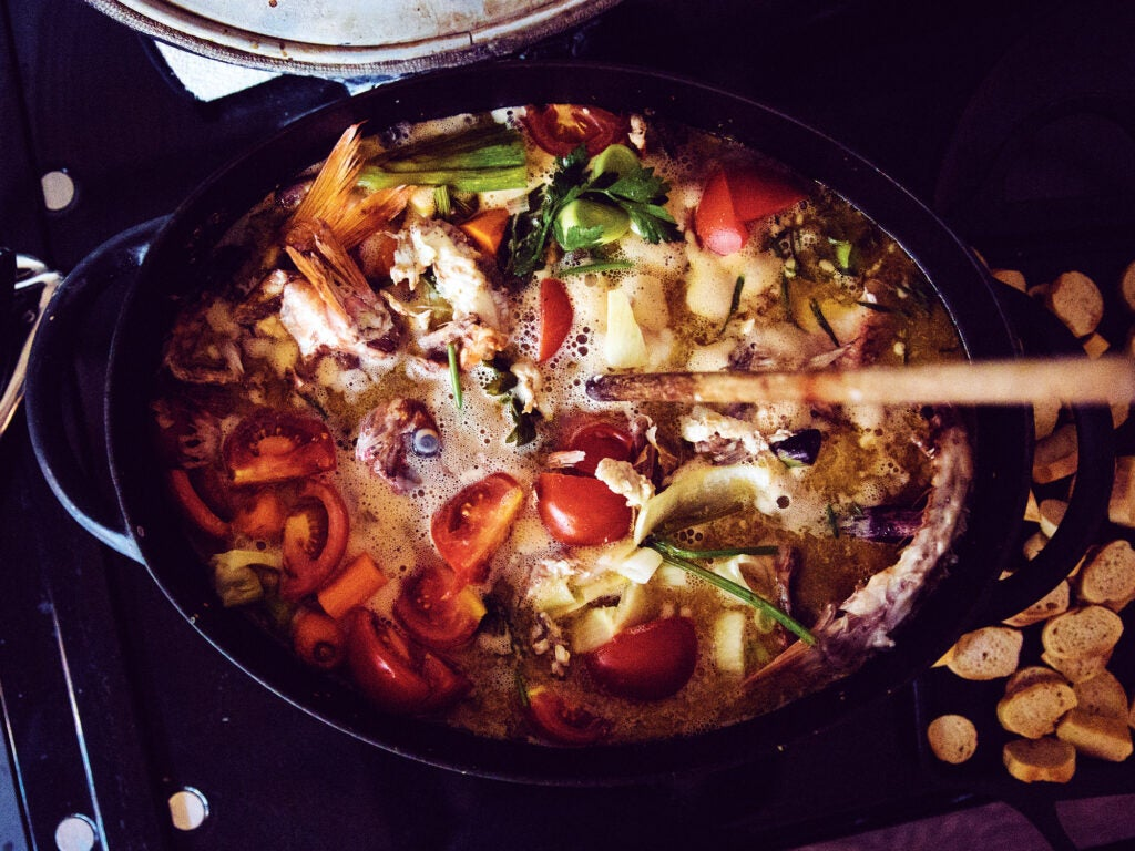 Basque Seafood Stew