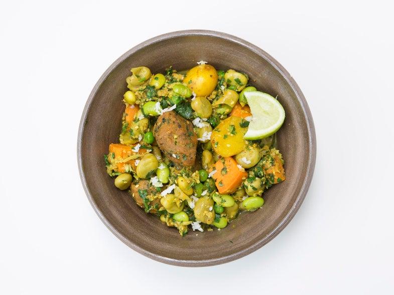 Gujarati Spring Vegetables