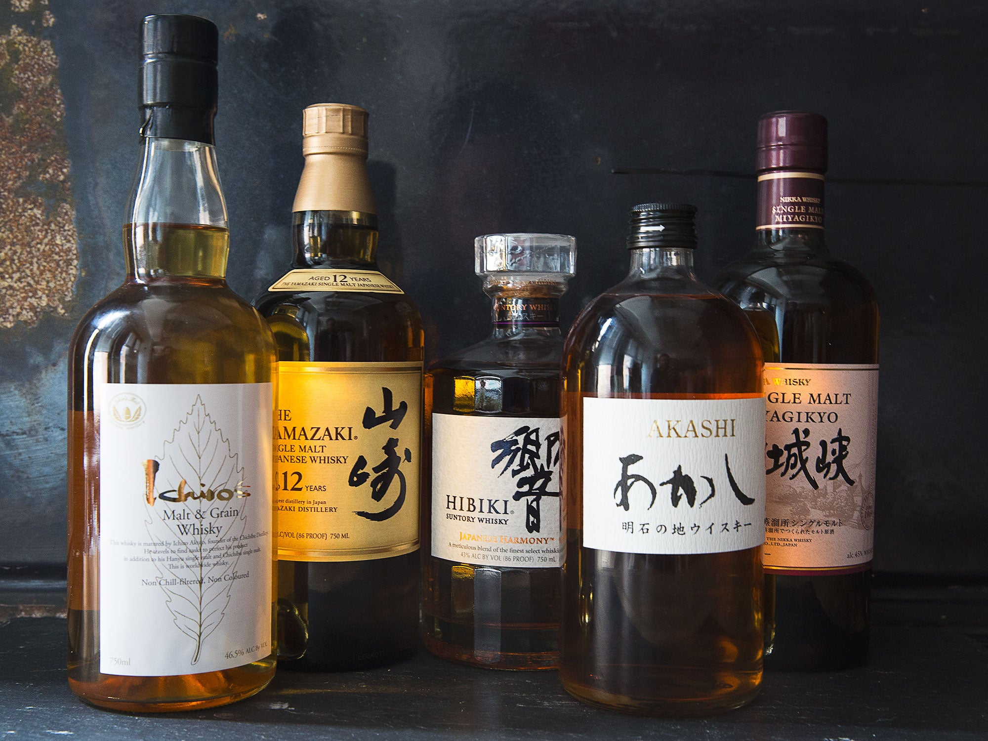5 Essential Japanese Whiskies We Can't Stop Drinking