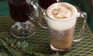 Irish Coffee Riff Cocktail