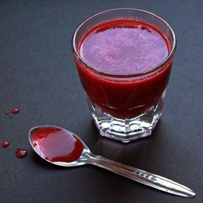 Horchata de Moras (Berry-Rice Drink)