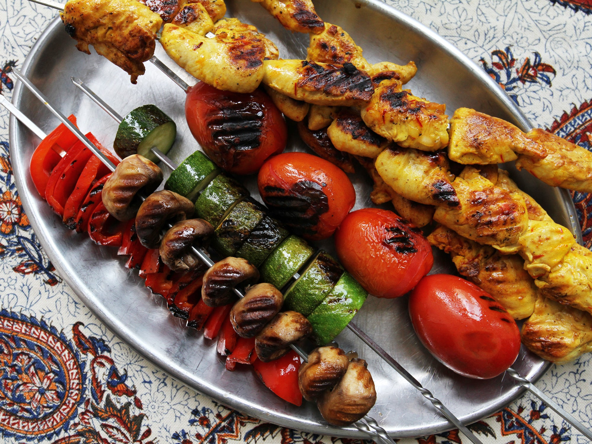 The Best Kebab and Skewer Recipes, Because Meat Tastes Better on a Stick