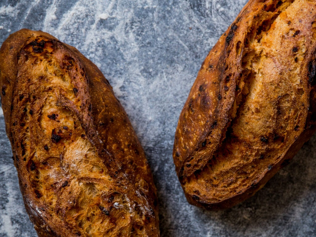 Beaujolais Chorizo Bread