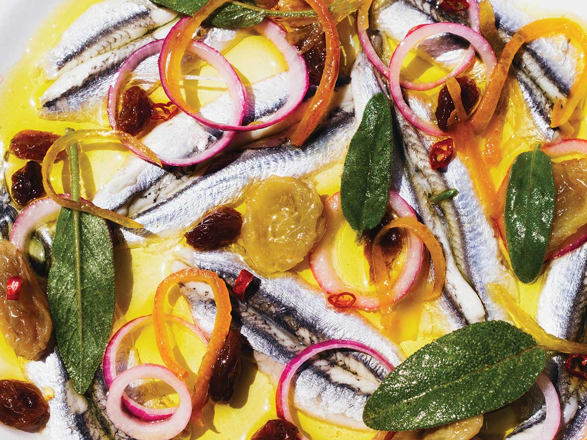 Our Best Anchovy Recipes Deliver Deep, Rich Umami Flavor