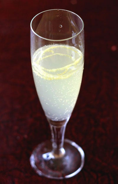 Friday Cocktails: French 75