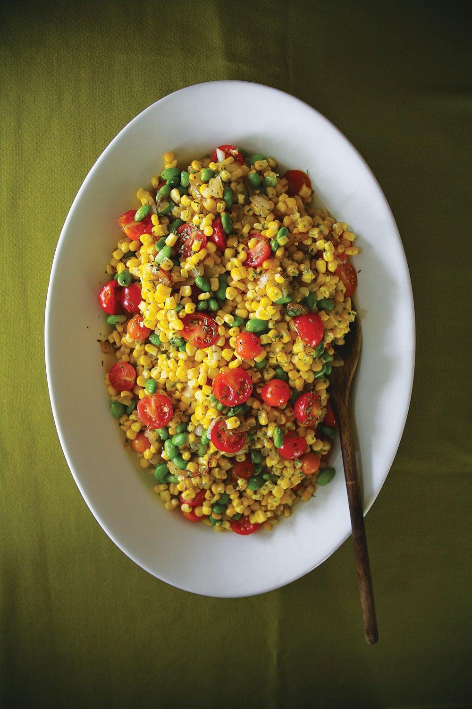Summer Succotash Salad