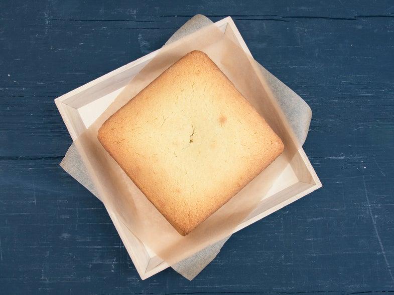 Goan Coconut Cake (Baath)