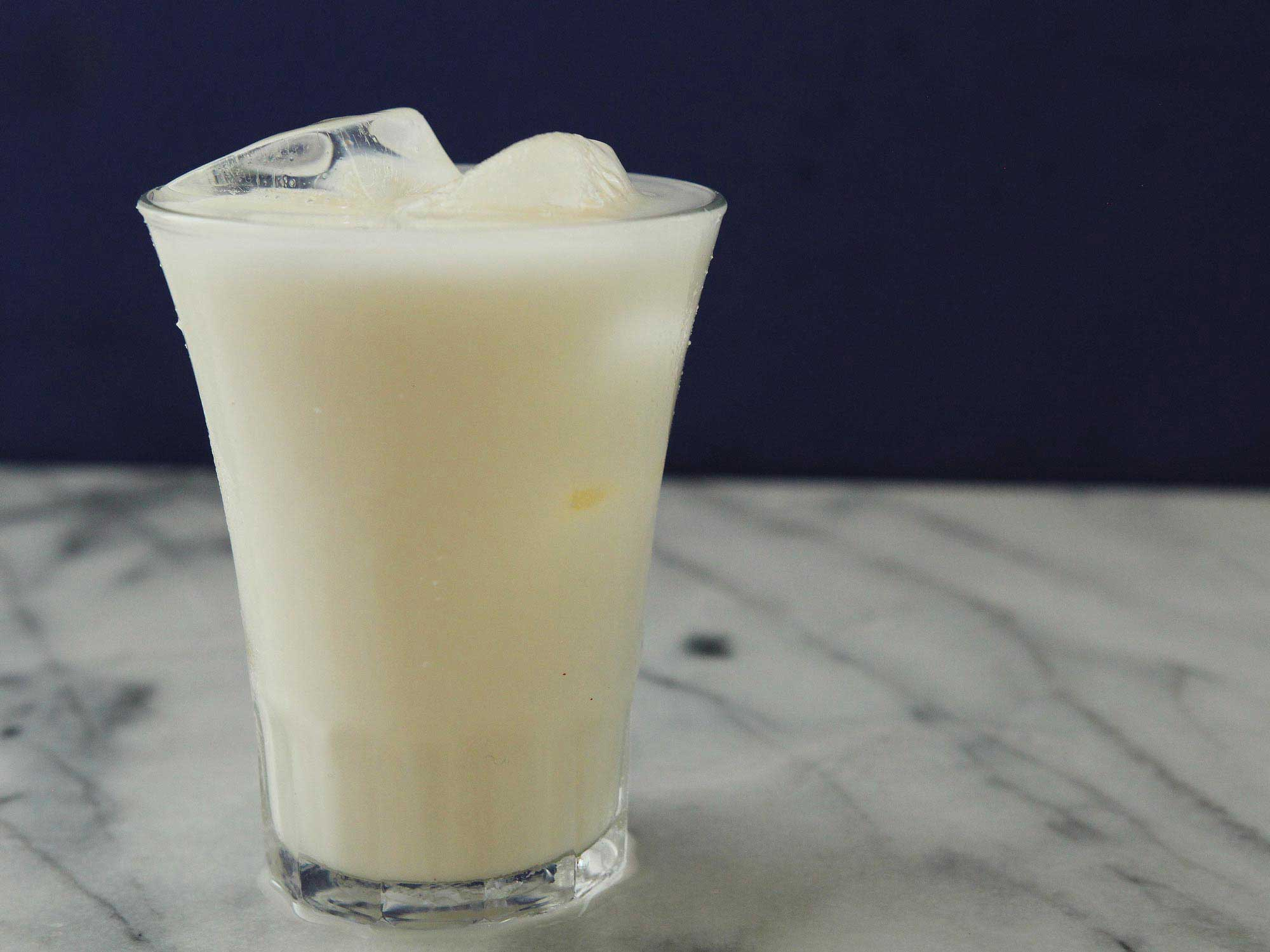 Orchata (Indian Almond and Rosewater Drink)