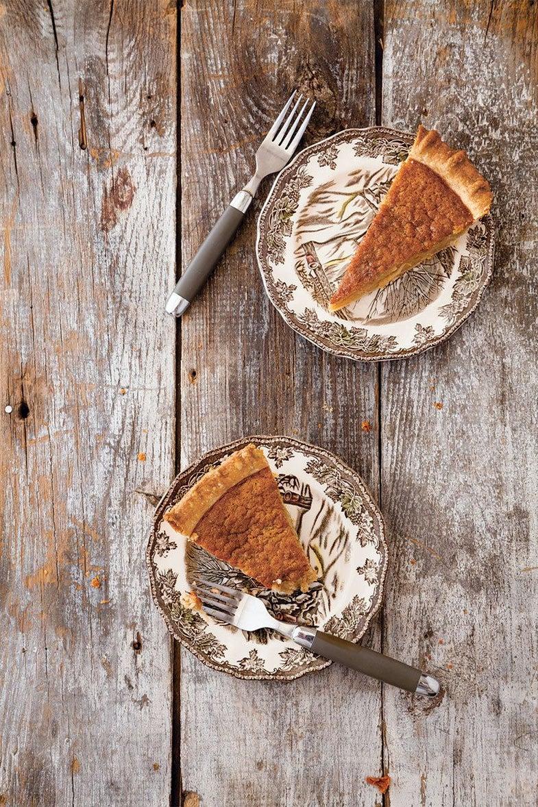 Navy Bean Pie