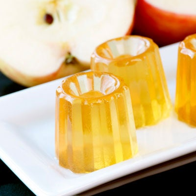 Apple Pie Jelly Shots
