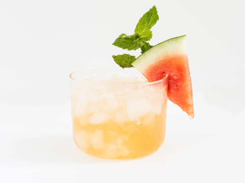 Gallagher Smash Cocktail