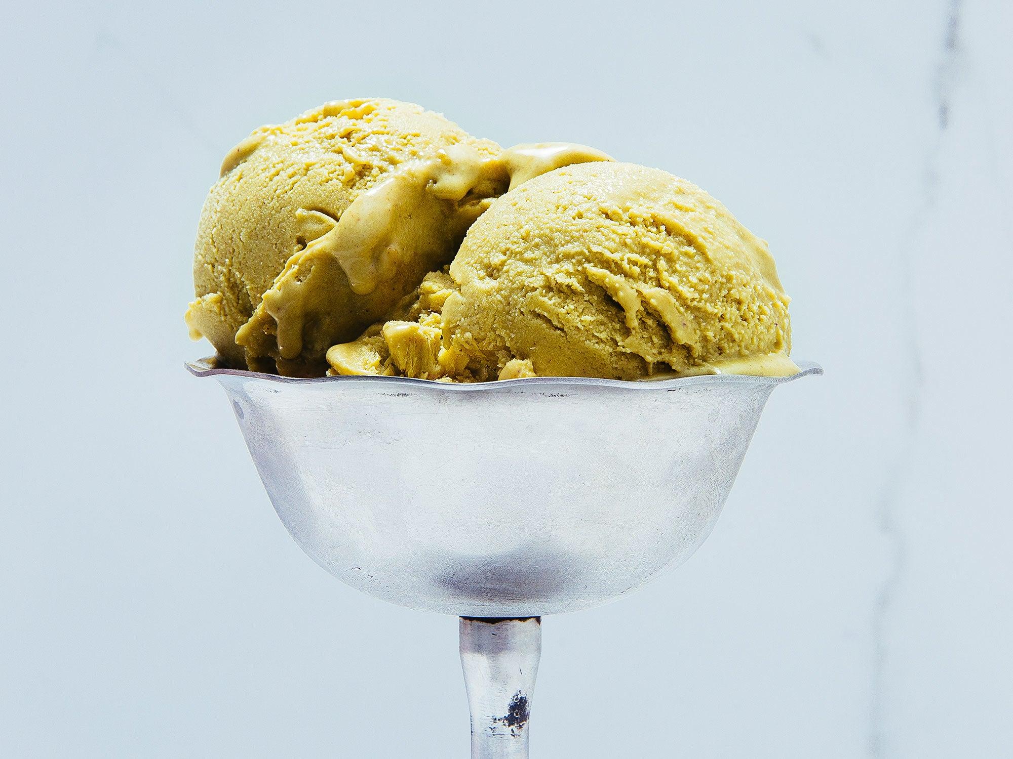Pistachio Gelato Ice Cream