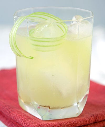 Friday Cocktails: Celery Gimlet