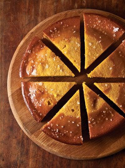 Orange-Scented Olive Oil Cake