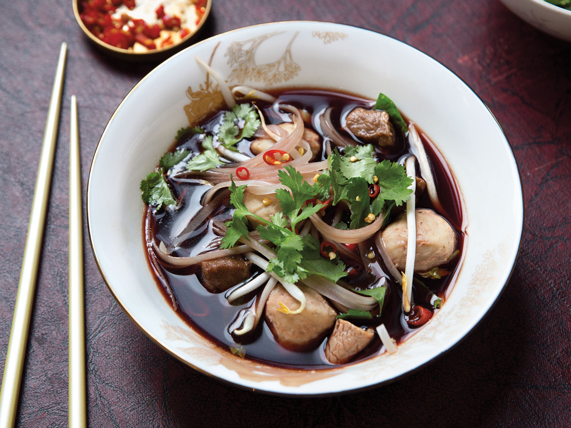 Make Thai Boat Noodle Soup to Fall in Love With Blood