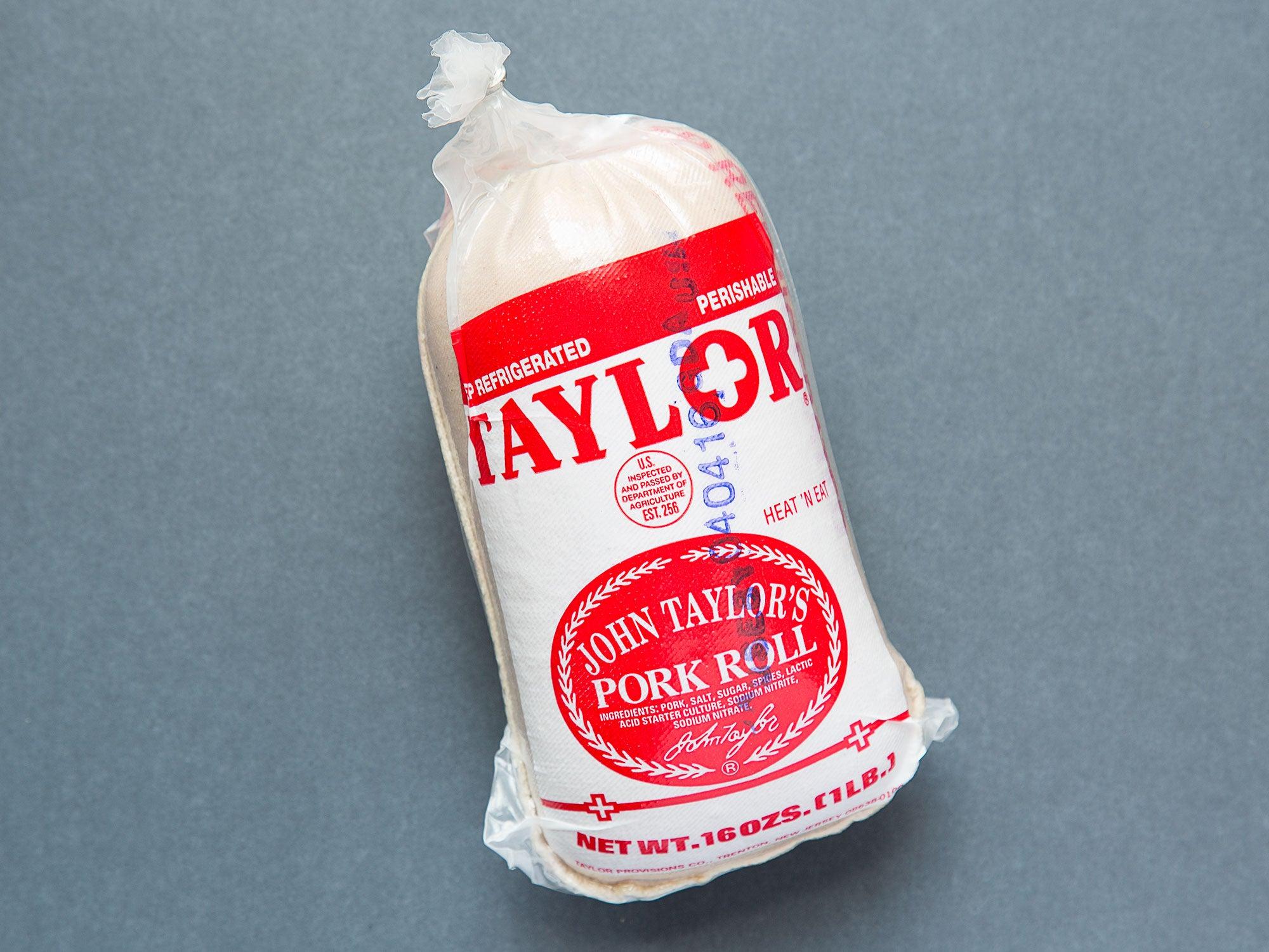 Jersey Pork Roll