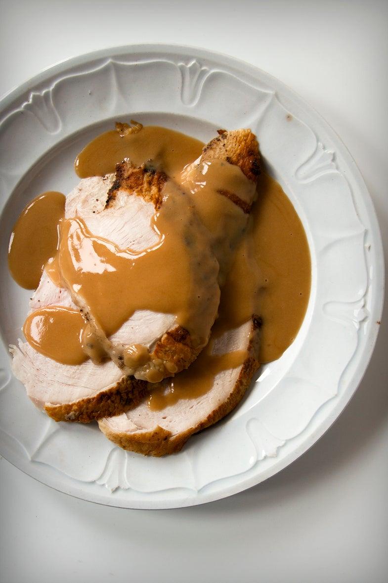 Turkey Pan Gravy