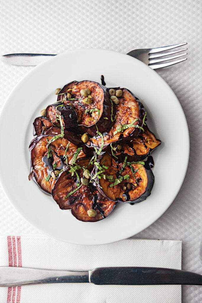 httpswww.saveur.comsitessaveur.comfilesimport20142014-02recipe_pan-fried-eggplant-with-balsamic-basil-and-capers_800x1200.jpg