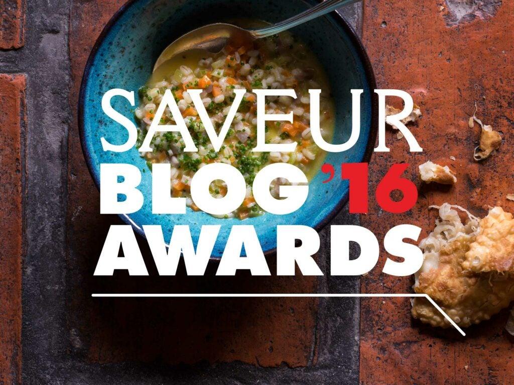Saveur Blog Awards 2016
