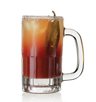 Michelada Bloody Mary